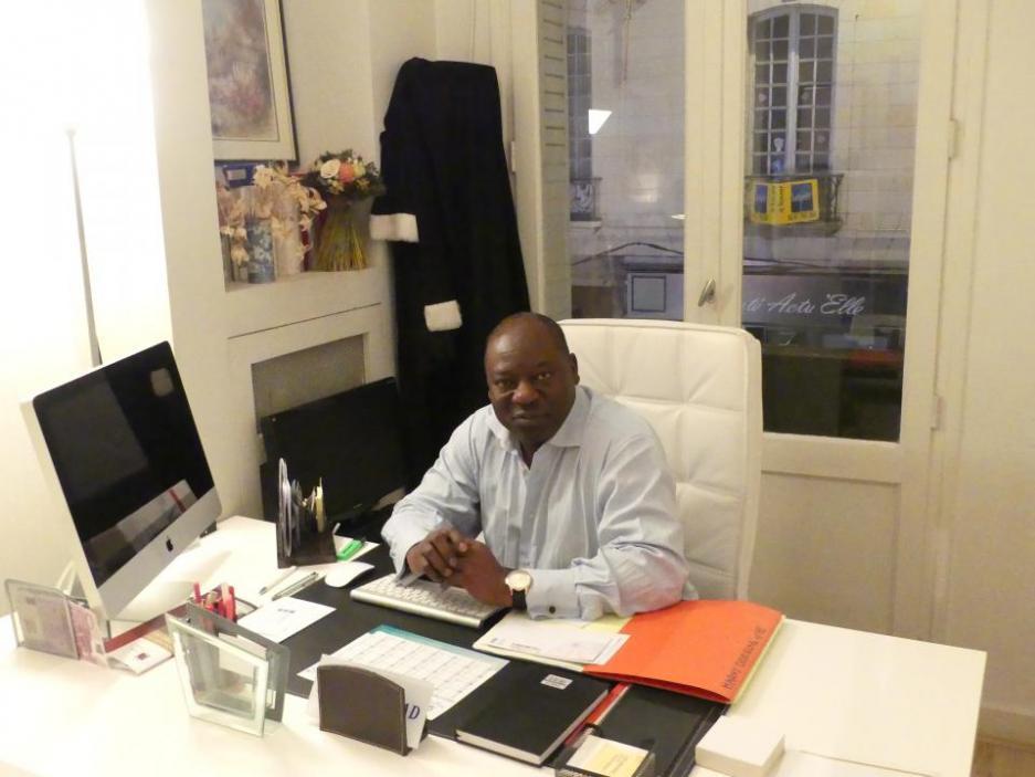 La Chronique du 26 : Maître Germain YAMBA Avocat - Docteur en Droit - TOURS 37