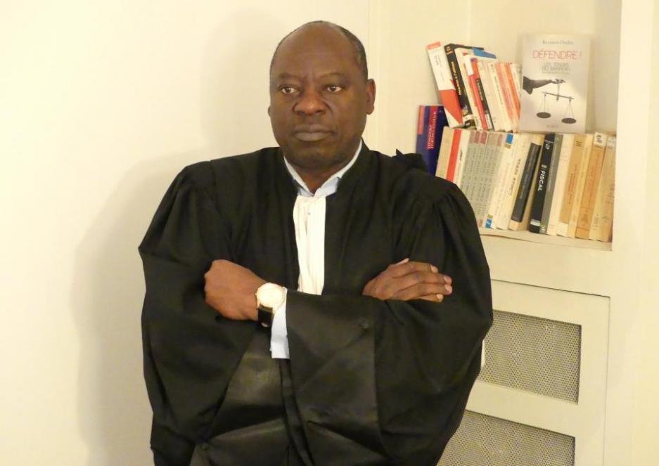 Le Cabinet de Maître Germain YAMBA, Avocat et Docteur en Droit : Maître Germain YAMBA Avocat - Docteur en Droit - TOURS 37