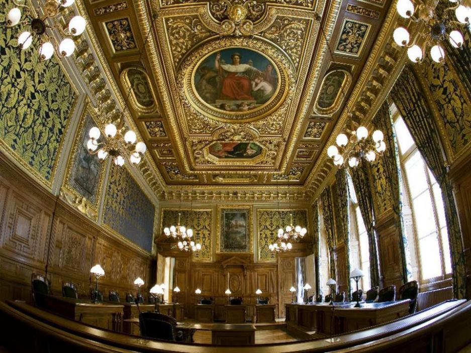 Les tribunaux : Maître Germain YAMBA Avocat - Docteur en Droit - TOURS 37
